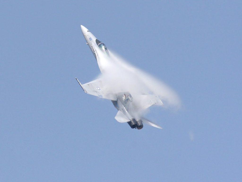 F-18 Viper Climb